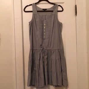 Sleeveless ruffle dress from The Gap!
